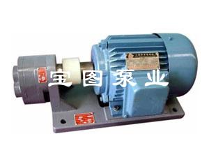 S型齿轮泵
