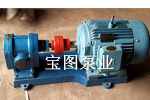 2CY高压齿轮泵