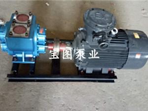 YHCB车载式防爆汽油泵