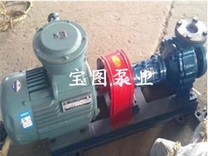 WRY热油泵